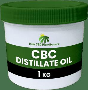 Bulk CBC Distillate