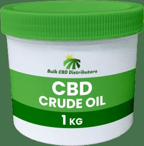 Bulk CBD Crude