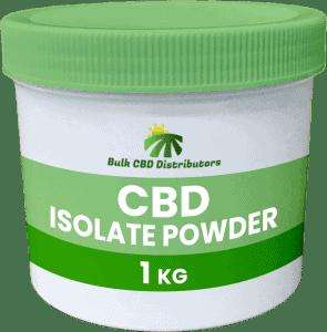 Bulk CBD Isolate Wholesale Supplier
