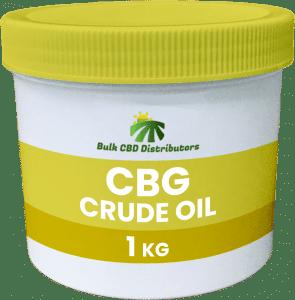 Bulk CBG Crude