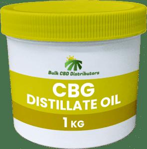 Bulk CBG Distillate