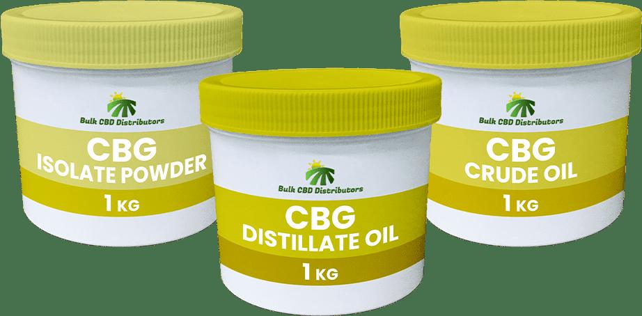 Bulk CBG Products