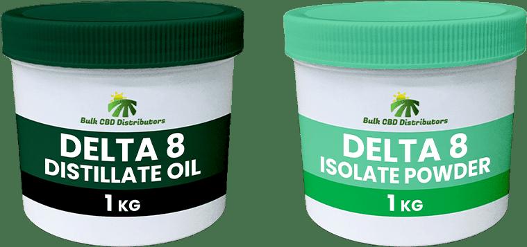 Bulk Delta 8 Products